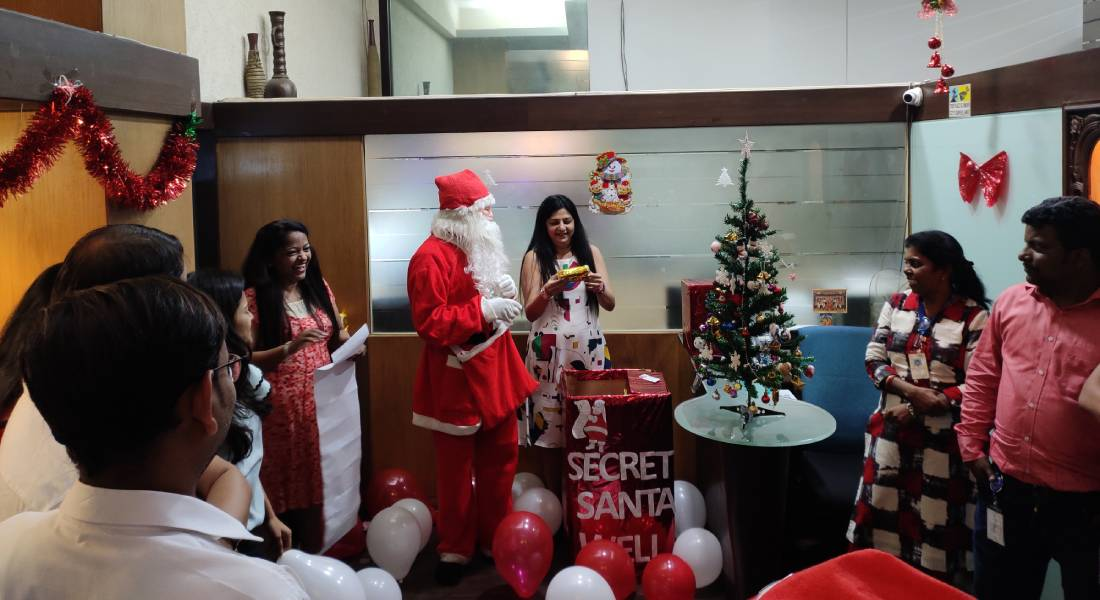 IPRS Secret Santa