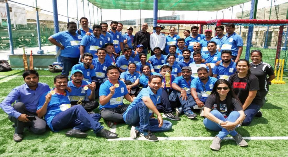 IPRS Cricket Championship 2019